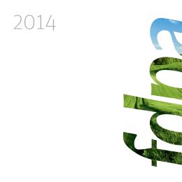 Raport roczny 2014 - Fundacja na Rzecz Rozwoju Polskiego