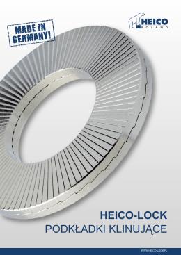 katalog podkładek klinujących HEICO-LOCK