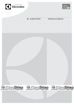 instrukcja obsługi Electrolux EXP09CN1W2