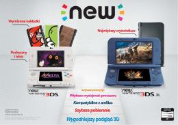 New Nintendo 3DS - Mojenintendo.cz