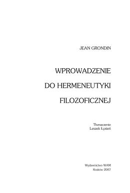 Ze wstępu - Katechizmy.pl