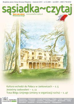 Kultura wchodzi do Pałacu w Jankowicach – s. 5 - Sąsiadka