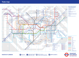 Polish Tube map - Transport for London