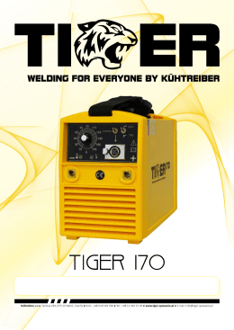 TIGER 170 - tiger