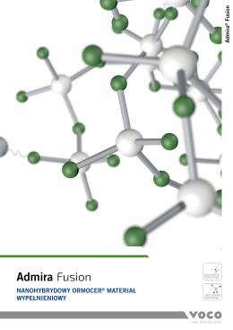 Admira Fusion Admira Fusion x-tra