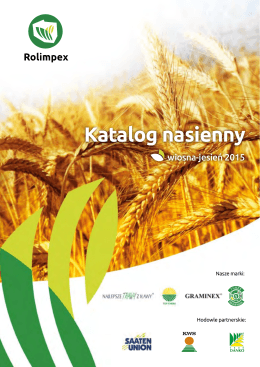 Katalog produktów - Rolimpex Nasiona