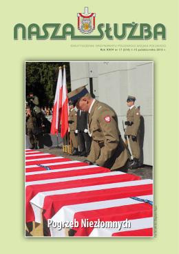 Nasza Służba 17/2015 - Ordynariat Polowy WP