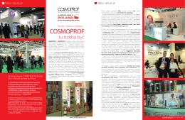 COSMOPROF:
