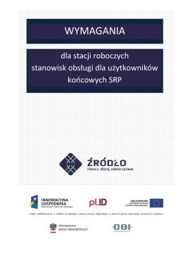 Wymagania dla stacji roboczych SRP - pl.ID