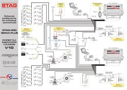 STAG-300 QMAX V10 schemat podłączenia[2015-09