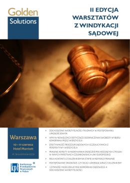 Warszawa - Golden Solutions