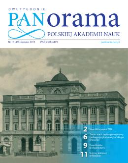 czerwiec 2015 - Panorama PAN