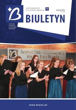 biuletyn - Szpital Uniwersytecki nr 2 im. dr. Jana Biziela w Bydgoszczy