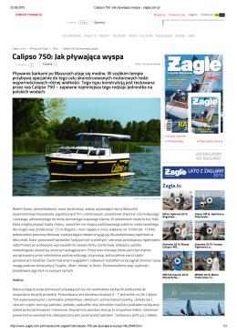 Zobacz artykuł Magazynu Żagle – PDF.