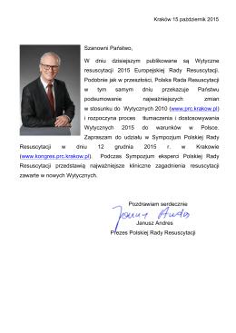 Plik - Polska Rada Resuscytacji