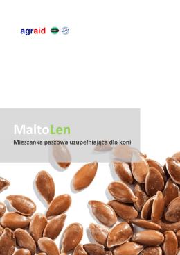 Dowiedz się więcej o MaltoLen