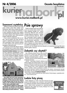 Strona 1  - kurier.malbork.pl