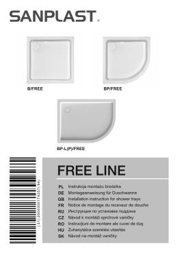 FREE LINE - Sanplast