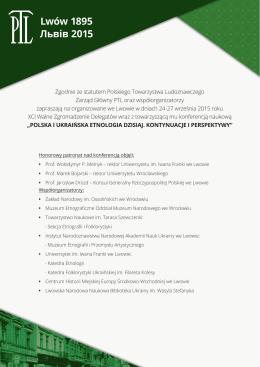 Zaproszenie / O konferencji