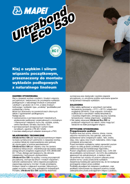 Ultrabond Eco 530