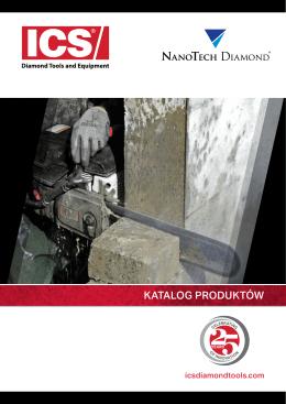 KATALOG PRODUKTÓW - NanoTech Diamond Poland Spółka z o.o.