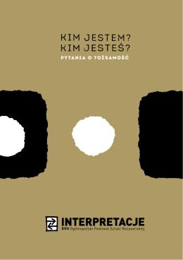 pobierz katalog - Centrum Kultury Katowice im. Krystyny Bochenek