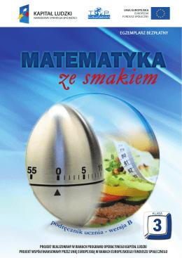 podręcznik dla ucznia - klasa - 3