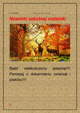 Numer drugi - spwieprzec.pl