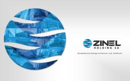 montaż - Zinel Holding SA