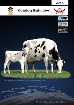 Katalog Buhajów 2015