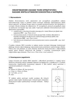 Instrukcja do ćwiczenia Nr 1 (Tarcza)