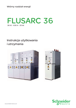 FLUSARC 36 - Schneider Electric