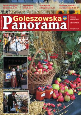 e-panorama wrzesień 2015