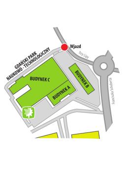 Mapka GPN-T Budynki