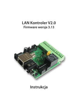 Instrukcja V3.13 HW2.0