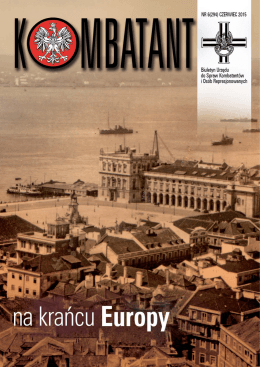 (294) Czerwiec 2015 - Urząd do Spraw Kombatantów i Osób