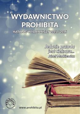 katalog wydawniczy 2015 / 2016