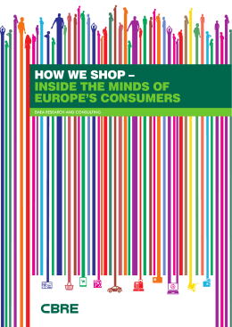 how we shop – inside the minds of europe`s consumers