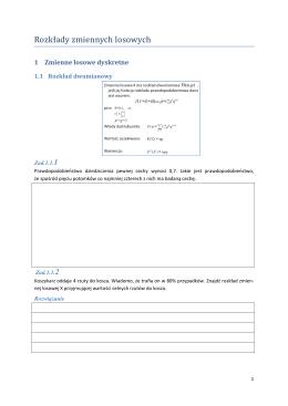 4_Rozkłady zmiennych losowych_cw
