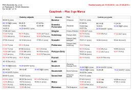 Czaplinek – Plac 3-go Marca