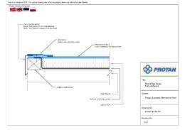System Klejony Protan 40-60-05 Protan Membrana Eksponowana