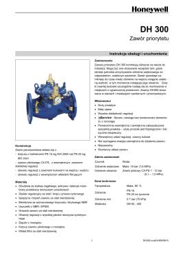 DH300-Instrukcja montażu