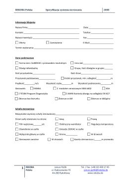 Pobierz formularz oferty Rekoba Polska w pliku pdf