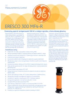 Przenośny aparat rentgenowski 300 kV o małym