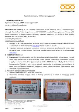 Regulamin promocji v 3_15
