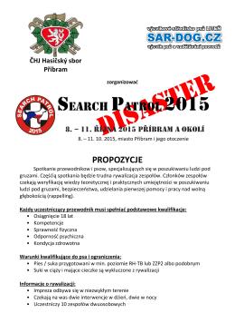 PROPOZYCJE - Search Patrol