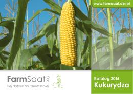 Katalog odmian kukurydzy