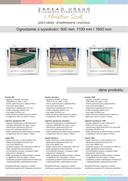 1. karta PDF v2.cdr - Zakład Usług Ślusarsko