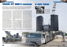 Tadano ATF 600G-8