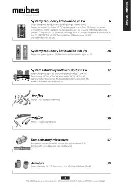 Arm atura System zabudowy kotłowni do 100 kW